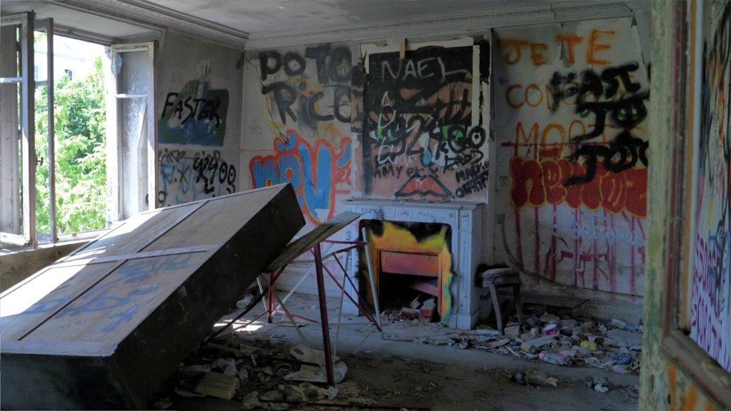 Nettoyage logement squatté ile de france