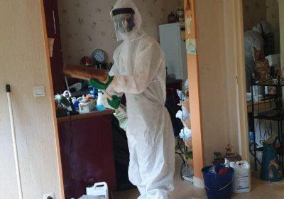 Nettoyage post mortem